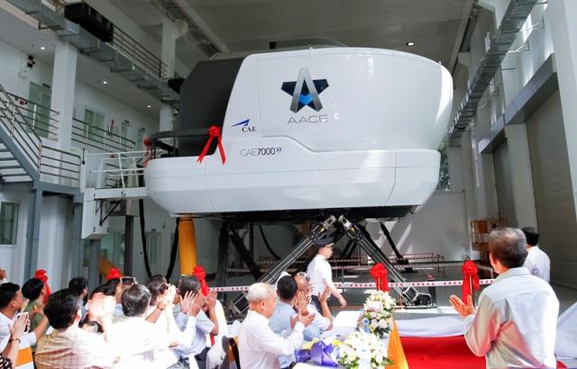 SIM A320 thứ hai tại Trung tâm huấn luyện của VNA