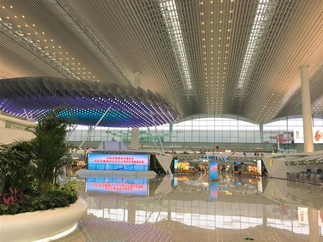 Vietnam Airlines chuyển hoạt động khai thác sang nhà ga mới tại sân bay Bạch Vân (Quảng Châu, Trung Quốc)