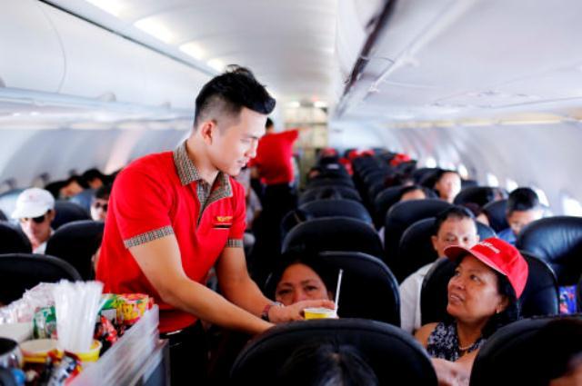 Các hãng hàng không Việt Nam vận chuyển 25 triệu hành khách