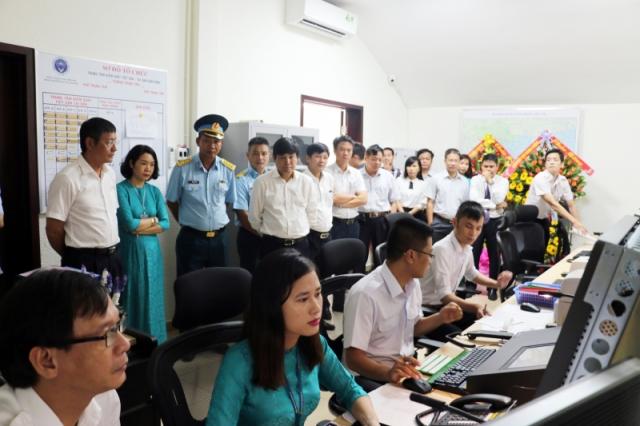 Thành lập Trung tâm Kiểm soát tiếp cận tại Cảng HKQT Cam Ranh