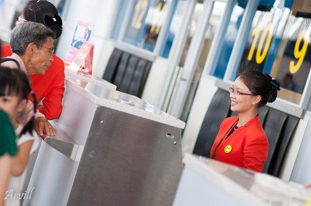 Jetstar ưu tiên làm thủ tục với gia đình có trẻ em, người già dịp Tết